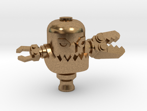 Copy Of Robots in Natural Brass