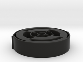 LensProtector42mm-10mmThick in Black Strong & Flexible
