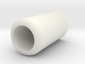 MBPB-A753-001 in White Natural Versatile Plastic