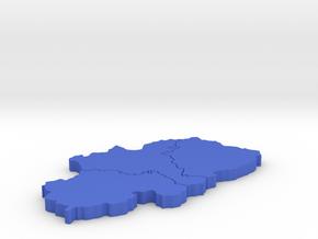 I3D ARAGON in Blue Processed Versatile Plastic