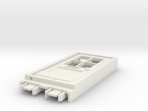 Rokenbok Door in White Natural Versatile Plastic
