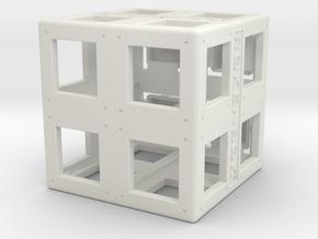 Rokenbok 2x2 ROK Block in White Strong & Flexible
