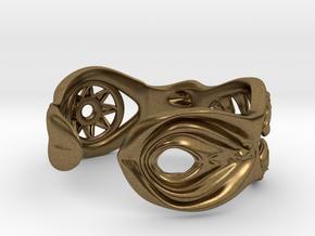 Bracelet of Lust in Natural Bronze