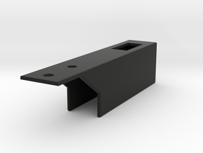 Pololu/Sharp IR distance sensor case in Black Natural Versatile Plastic