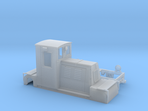 GEBUS Typ DDL52 Spur 1f 1:32 in Smooth Fine Detail Plastic
