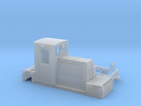 GEBUS Typ DDL52 Spur 0f 1:45 in Smooth Fine Detail Plastic