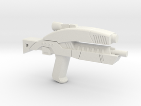 Avenged Rifle in White Strong & Flexible