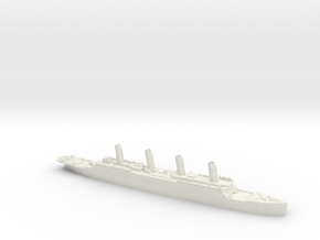 Titanic: The final voyage in White Natural Versatile Plastic