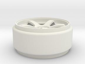 FRONT ADVAN in White Natural Versatile Plastic