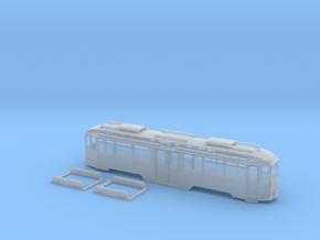 Tram Leipzig Mitteleinstiegstriebwagen Typ 29 (1:8 in Smooth Fine Detail Plastic