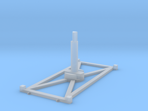 Stand Long x1 3.0 in Smooth Fine Detail Plastic