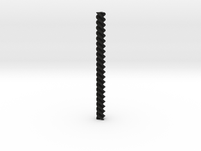 15cm axle for Triple gear in Black Strong & Flexible