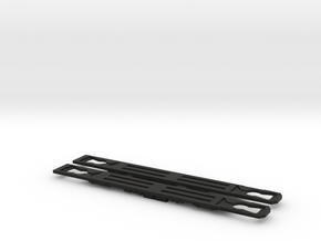 Plan V, v1 chassis in Black Strong & Flexible
