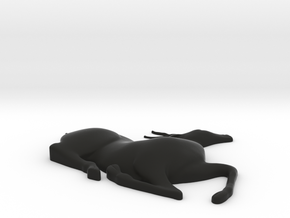 Deermale in Black Strong & Flexible