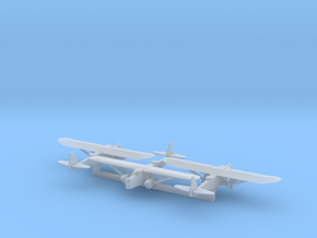 1/700 Potez 540 x 3 in Smooth Fine Detail Plastic