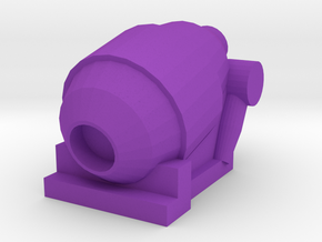 Kreon Addon - Mix Barrel in Purple Strong & Flexible Polished