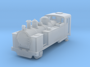 1:64 Scale NZR H Class (Fell) in Smooth Fine Detail Plastic