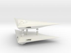 1/400 A-12 Avenger (x2) in White Natural Versatile Plastic