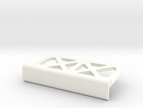 HP Paper Stopper in White Processed Versatile Plastic