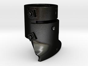 123DDesignDesktop in Matte Black Steel