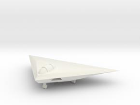 1/285 A-12 Avenger (x1) in White Natural Versatile Plastic