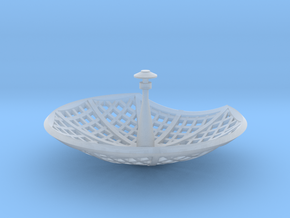 Apollo SM HGA Dish 1:20 in Smooth Fine Detail Plastic