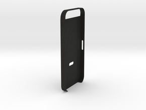 iPhone 5 Sim Release Cover in Black Acrylic