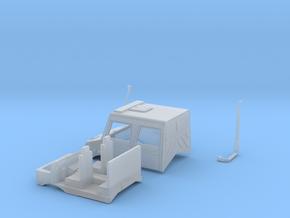 0005-K-87_StLF10-6 Fahrerhaus ohne Zusatzleuchten in Smooth Fine Detail Plastic