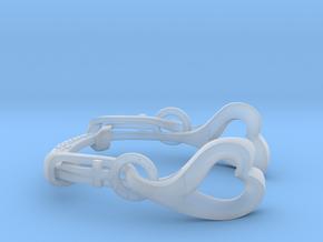 VENUSHAWN Bracelet in Smooth Fine Detail Plastic