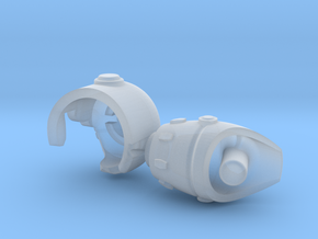 Cyborg Pack in Smooth Fine Detail Plastic