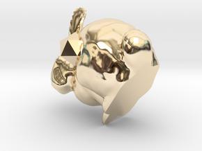 Bunnyr in 14K Gold