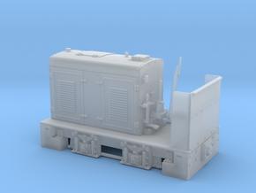 Henschel Feldbahnlok Typ DG26 Spur 1f 1:32 in Smooth Fine Detail Plastic