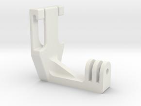 GoPro ScubaMount V2 in White Natural Versatile Plastic