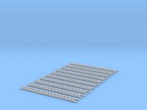 4052-ZS-87_2tlg Schiebleiter Aus Holz 10er Set in Frosted Ultra Detail