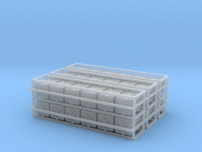 Wooden Crates 36 in Frosted Ultra Detail