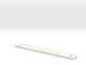 F137 INS BEAS in White Processed Versatile Plastic