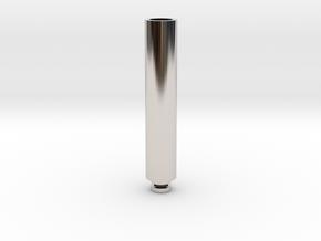 Long Drip Tip(1) in Platinum