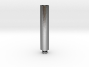 Long Drip Tip(1) in Natural Silver