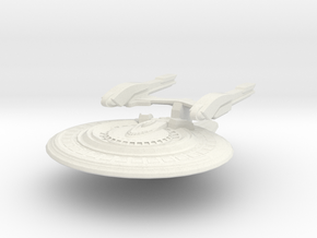 Bellmore Class Destroyer in White Strong & Flexible