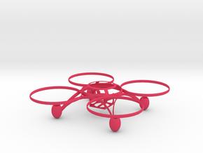 Light Micro 01 in Pink Processed Versatile Plastic