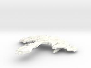 Mo'Karg in White Processed Versatile Plastic