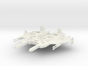 Centauri Primus Battle V2 in White Natural Versatile Plastic