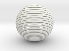 schichtball in White Strong & Flexible
