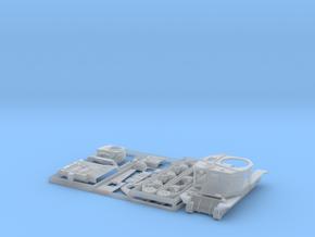 1/144 Cruiser Tank M3 Grant in Smooth Fine Detail Plastic