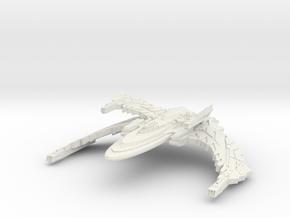 Gun'yo-ki Class HvyCruiser in White Natural Versatile Plastic