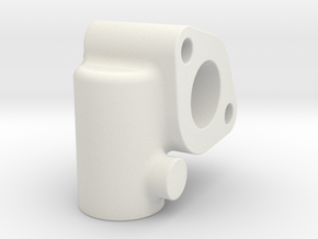 TachDriveGbCasting in White Natural Versatile Plastic