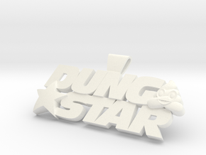 DungStar 100mm Wide in White Processed Versatile Plastic