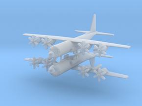 1/600 C-130J Super Hercules (x2) in Smooth Fine Detail Plastic