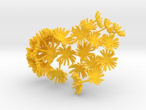 Wild Wind Dandelion in Yellow Processed Versatile Plastic
