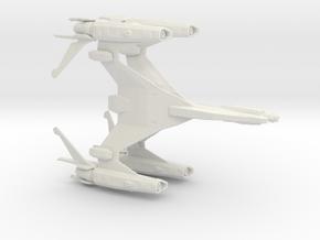 Thunderbolt in White Strong & Flexible